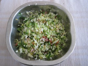 Cabbagge Kosambir 2